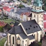 kostol kremnica